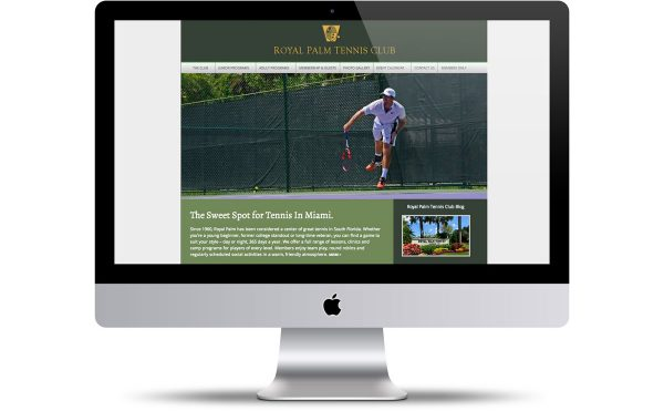 vortex-miami-web-design-tennis-club