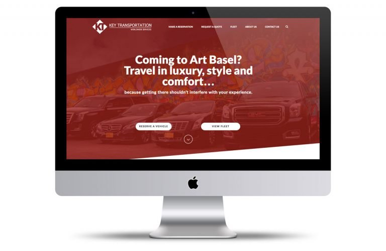 vortex-miami-web-design-limousine-company