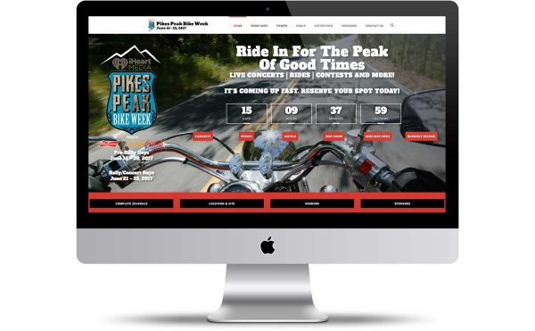 vortex-miami-web-design-pikes-peak-bike-week